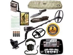 Garrett AT Pro Metal Detector Adventure Pack Accessory Package