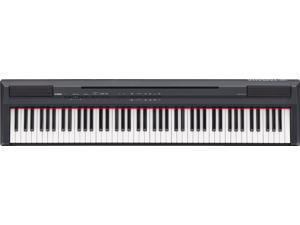 Yamaha P-Series P105 Compact Portable Piano with Pure CF Sound Engine