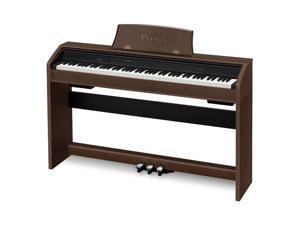 Casio Privia PX-750 Digital Grand Piano (Brown)