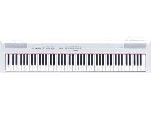 Yamaha P115WH Digital Piano, White