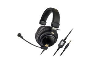 Audio-Technica ATH-PG1 3.5mm Connector Circumaural Premium Gaming Headset