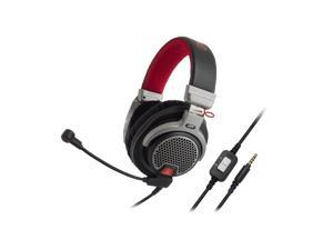 Audio-Technica ATH-PDG1 3.5mm Connector Circumaural Premium Open Back Monitoring Style Gaming Headset