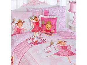 Pinkalicious Fairy Princess 7pc Pink Full Bedding Set