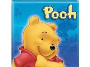 Disneys Winnie Pooh Bear Wall Art Accent Picture Canvas