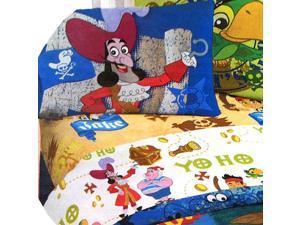 Jake Neverland Pirates Adventure Twin Bedding Sheet Set