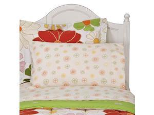 Circo Bloom Flowers Full Comforter Sheet Sham Bedding Set
