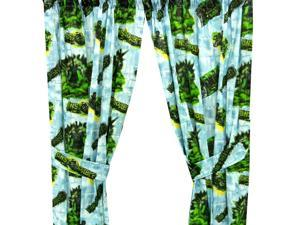 Marvel Incredible Hulk Unleashed Window Curtains