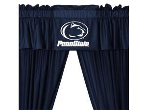 Penn State Nittany Lions College 5pc Valance-Curtains Set