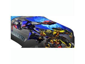 Transformers Twin-Full Comforter Alien Machines Bedding