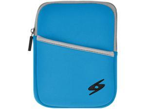 Amzer 10.2 Inch Neoprene Sleeve Cover Case Pouch with Pocket For Samsung GALAXY Tab 2 10.1 SGH-I497/  Tab 8.9/  Note 10.1 2014 Edition/ 10.1 GT-N8000/ Tab 2 10.1 - Ocean