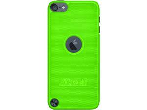 Amzer Snap On Case Cover For Apple iPod Touch 5th Gen - Neon Green