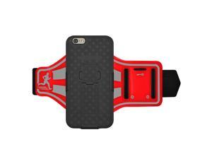 Amzer Shellster Armband  Red for iPhone 6+ 6S+