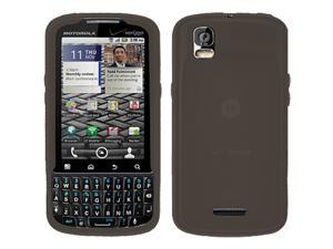 Amzer Silicone Skin Jelly Case for Motorola DROID PRO XT610 - Grey