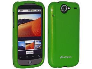 Amzer Polished Snap-On Crystal Hard Case for Google Nexus One PB99100/HTC Nexus One - Green