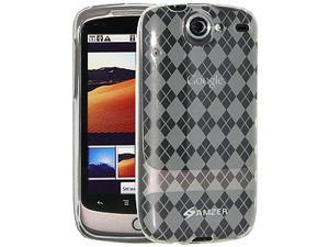 Amzer Luxe Argyle Skin Case for Google Nexus One PB99100/HTC Nexus One - Clear