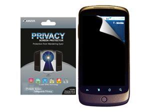 Amzer Privacy Screen Protector Filter Shield for Google Nexus One PB99100/HTC Nexus One