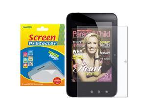 Amzer Super Clear Screen Protector with Cleaning Cloth for Dell Streak 7