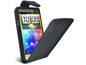 Amzer Flip Case for HTC EVO 3D - Black