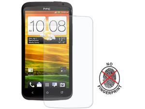 Amzer AMZ93839 Anti-Glare Screen Protector Scratch Guard Shield with Cleaning Cloth for HTC One X- Clear