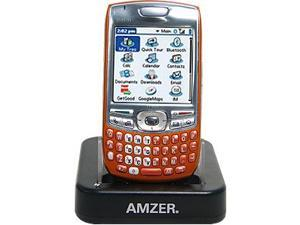 Amzer Desktop Cradle with Extra Battery Charging Slot for Treo 680, Treo 750v, TREO 755P