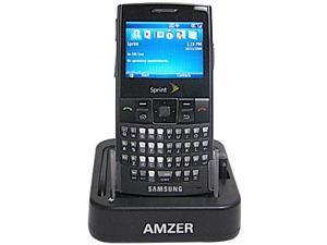 Amzer Desktop Cradle with Extra Battery Charging Slot for Samsung Blackjack II SGH-I617
