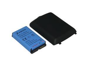 Amzer Smart 2650 mAh Extended Battery with Battery Door for BlackBerry Curve 8520/Gemini - Black