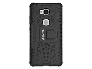 AMZER RUGGED HYBRID WARRIOR KICKSTAND CASE COVER FOR HUAWEI HONOR 5X