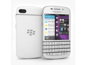 BlackBerry Q10 16GB Unlocked Smartphone, White