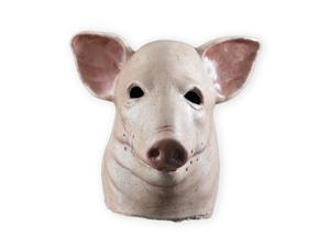 Blood Pig High Quality Latex Full Head Mask