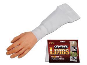 Joker Surprising Realistic Severed Arm Decoration Prop, White