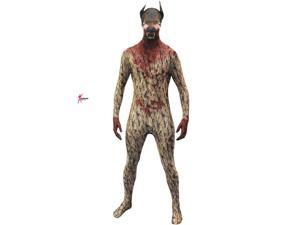 Original Morphsuits Werewolf Adult Suit Character Morphsuit, Large