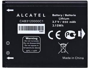 Alcatel BTR510AB Battery CAB3120000C1 510A Original OEM