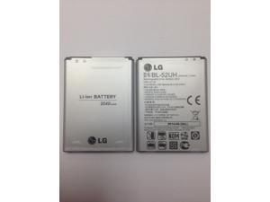 NEW OEM LG BL-52UH BL52UH L70 MS323 VS450PP OPTIMUS EXCEED 2 D320 D325 DUAL L65 ORIGINAL BATTERY