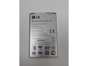NEW OEM LG BL-41A1H OPTIMUS F60 MS395 TRIBUTE VS810PP TRANSPYRE LS660 2100 MAH GENUINE ORIGINAL BATTERY -