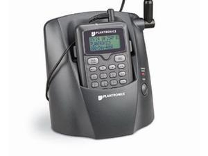 New Plantronics CT12 2.4ghz DSS Replacement Cordless Phone Base and PhoneRemote Unit