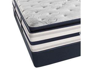 Queen Simmons Beautyrest Recharge Lydia Manor II Luxury Firm Pillow Top Mattress