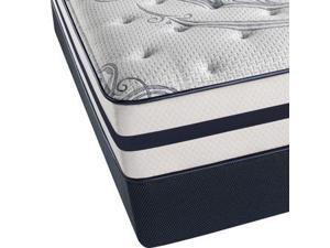 King Simmons Beautyrest Recharge Signature Select Hartfield Luxury Firm Mattress