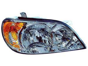 FITS HEADLIGHT CAPA SEDONA 02-05 HL ASY RH