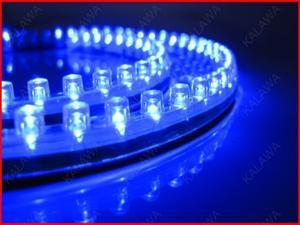 2 pcs 48cm Great Wall LED strip light 5 Color / PVC led strip / waterproof 12V/DC auto car decorative lighting FREESHIPPING TTT