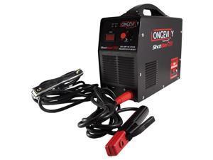 LONGEVITY Stickweld 200  200AMP Stick Welder with Hot Start and Anti-Stick E6010 Capable