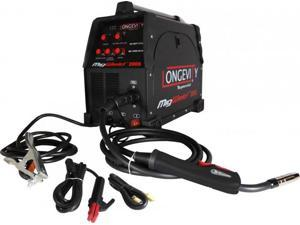 LONGEVITY Migweld 200s - 200 Amp Mig/Stick Welder With Gas or Gasless Welding Capable Of Aluminum Spool Welding