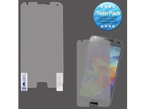 Samsung Galaxy S5 G900 Screen Protector - Clear, 2 Pack
