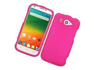 ZTE Imperial II Hard Case Cover - Hot Pink Texture