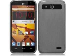 ZTE Speed N9130 Silicone Case - TPU Frosted Smoke