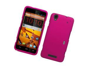 ZTE Max N9520 Hard Case Cover - Hot Pink Texture