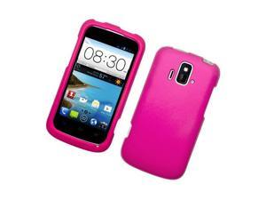 ZTE Sonata Radiant Z740 Hard Case Cover - Hot Pink Texture