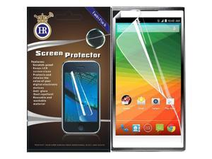 ZTE Lever LTE Z936L Screen Protector - Clear, 2 Pack