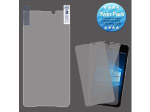 Microsoft Nokia Lumia 650 Premium Screen Protector - Clear, 2 Pack