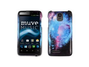 ZTE Engage LT MT N8000 Hard Case Cover - Clash Of Cosmo Galaxy