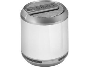 DIVOOM Bluetune Solo Loud Wireless Rechargeable Bluetooth Portable Speaker (White)